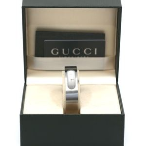 Gucci Stainless Classic Watch Bracelet